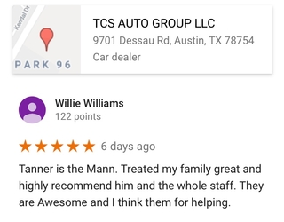 """ HIGHLY RECOMMEND TCS AUTO GROUP """